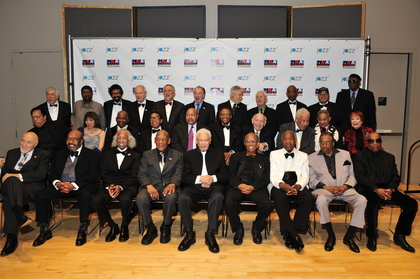 NEA Jazz Masters Group Photo Jan. 13 2010. Credit Frank Stewart for Jazz at Lincoln Center-1.jpg