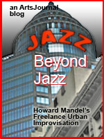 Howard Mandel's Jazz Beyond Jazz blog
