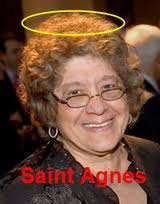 Saint Agnes Varis gave $ to jazz, opera & Democrats, dies age 81