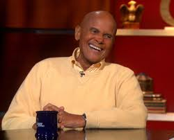 Belafonte on Colbert