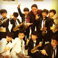 China, Dave Koz learns, is hot for sax