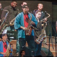 Jazz images Made in Chicago: PoKempner sees Steve Coleman, Greg Ward & Onye Ozuzu, Gary Bartz and more