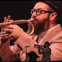 Jazz on Millennium Park's big screen – PoKempner photos