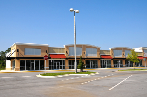 shutterstock_53960845 strip mall