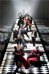 Die Soldaten at Lincoln Center Festival in 2008--a production that was a revelation for this blogger.