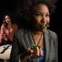 "Room at the Table: Black female college professors tough it out in Idris Goodwin's ""Blackademics"""