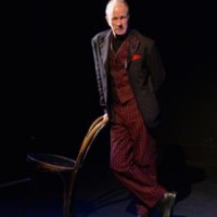 "Doing old things in new ways: Geoff Hoyle's ""Lear's Shadow"" at The Marsh"