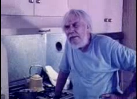 Harry Partch makes rose petal jam and fun of journalists