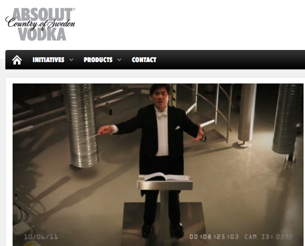Alan Gilbert Absolut