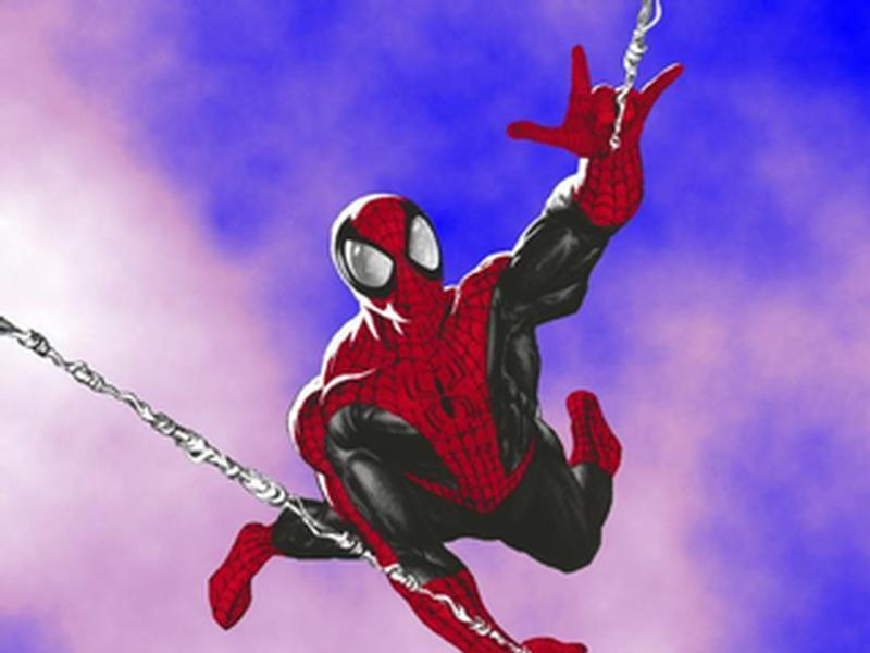 flying-spiderman-653948 -http://www.kewlwallpapers.com/images/wallpapers/flying-spiderman-653948.jpeg