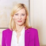 Cate Blanchett Never Really Wanted To Be An Actor