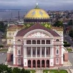 He Keeps The Opera House On The Amazon Running