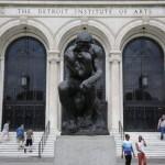 Value Set For Detroit's DIA Art Inflames Debate