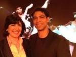 Carlos Acosta Meets Christiane Amanpour