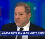 Harvey Weinstein: No More Films Glorifying Gun Violence
