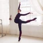 This Ballerina Danced Through Her Entire Pregnancy