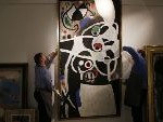 Portugal Selling Major Bank's Large Miro Collection After Bank Fails