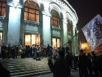 Armenia's National Opera Begins Strike Right Before Performance
