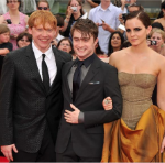 J.K. Rowling: Hermione Should Have Married Harry, Not Ron
