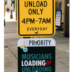 City Of Seattle Creates Musician Loading Zones