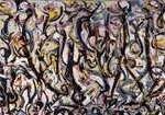 Death of a Creation Myth: Jackson Pollock's 'Mural'