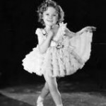 Shirley Temple As Dancer