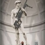 What's Behind the Italian Freak-Out Over the David-With-a-Gun Ad?