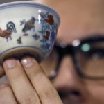 Tiny Ancient Chinese Cup Sells For Record $36 Million