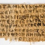 Remember That Papyrus That Said Jesus Has A Wife? Well, It's Not A Fake