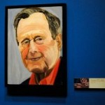 What To Make Of George Bush, Painter?