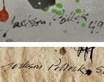 If You're Going To Forge An Artist's Work, Spell His Name Right In The Signature