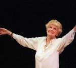 Actress Elaine Stritch, 89