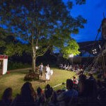 True Open-Air Theatre Has Been Rare In Britain – But Now, Bring On The Picnics During 'Timon Of Athens'