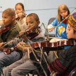 Does Playing Music In An Orchestra Increase Kids' Emotional Health?