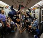 Some Of The Country's Best Dance Takes Place On The Subway