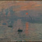The Precise Minute That Monet Invented Impressionism