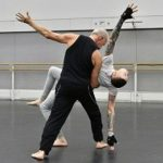 Dance Classes For The Blind At The Royal Ballet