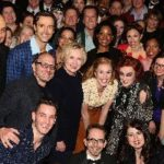 Where's Hillary? On Broadway, Of Course…