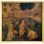 Leonardo's 'Adoration Of The Magi' Is Restored And Coming Back To Florence