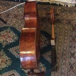 How Matt Haimovitz Broke His Antique Cello's Neck (And What Happened Next)