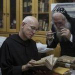 The Hero Monk Who Saves Ancient Manuscripts From ISIS