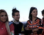 How To Shoot A Documentary About An All-Women Racing Team In Palestine