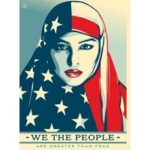 Maryland High School Bans Shepard Fairey's 'We The People' Posters For Being 'Anti-Trump' – And Students Get Clever
