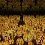 Smashing Pumpkins: Selfie-Taker Breaks One Of Yayoi Kusama's Sculptures