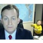 BBC Interview Hijacked By Toddlers Becomes Battleground In Culture Wars