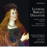 Did Lucrezia Borgia's Daughter Write These Anonymous Sacred Works?