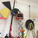 One Of Calder's Greatest Mobiles Goes Into Storage As Fight Over Ownership Drags On