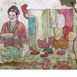 Have A Look At Domestic Customs Of China A Thousand Years Ago, Shown On These Tomb Murals