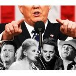 For The Country Music Industry, The Subject Of Donald Trump Is Kryptonite