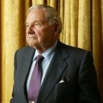 Philanthropist David Rockefeller Dead At 101